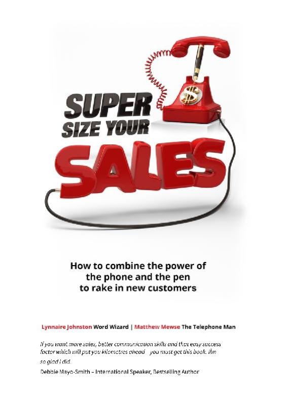 Super Size Your Sales Image
